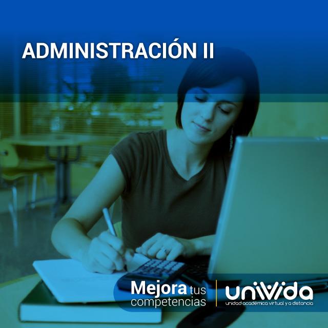 administracion-II